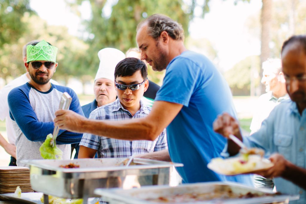 Savoring your efforts during a TEAM CULINARY COMPETITION | Out of the Ordinary Group Adventures