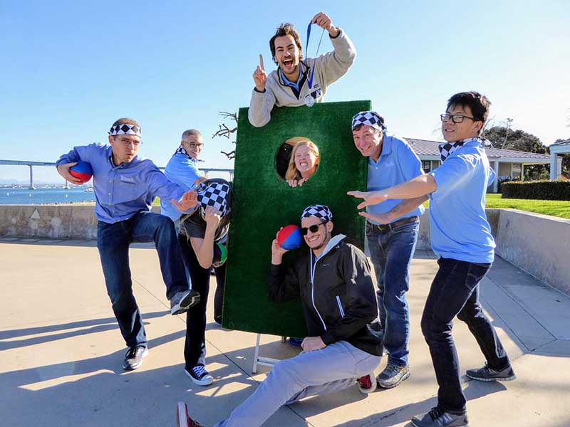 Your team will enjoy our Amazing Super Challenge Race | Out of the Ordinary Group Adventures