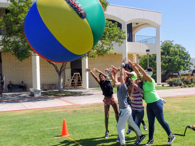 TEAM OLYMPICS games emphasize FUN and TEAMWORK | Out of the Ordinary Group and Team Adventures