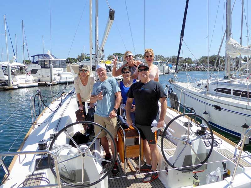 Team Sailing Regatta and while you find yourselves working together to navigate and cross the finish line first the company VIPs can also be accommodated on the committee boat | Out of the Ordinary Group and Team Adventures