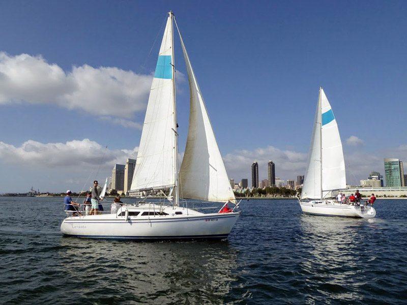 Team Sailing