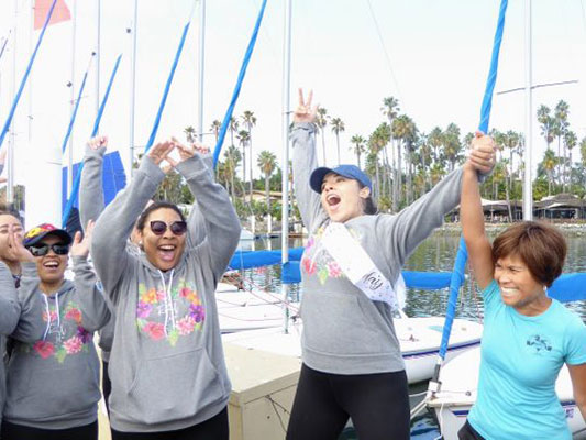 Duffy Boat Scavenger Hunts San Diego